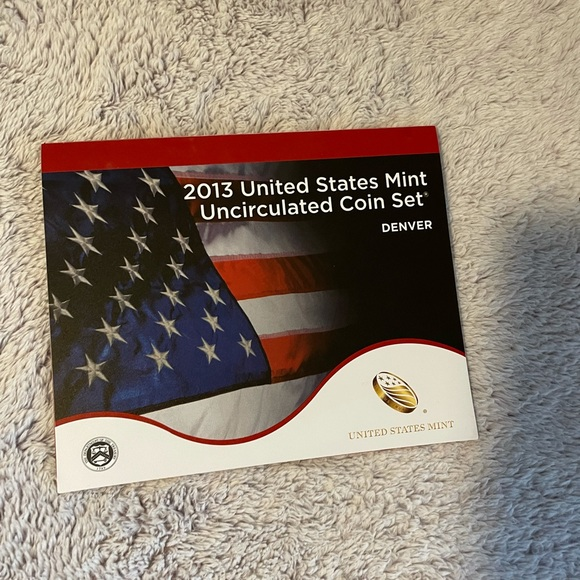 2013  United States uncirculated coin set